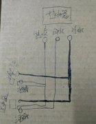 两个卫生间回水图示意,看高级水工师傅是如何布局的!