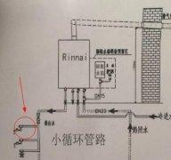 零冷水热水器大循环与小循环有什么区别?2图差别一眼就懂!