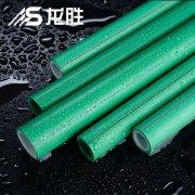 ppr管为什么有绿色的bai色的?颜色和质liang有什么关联吗?