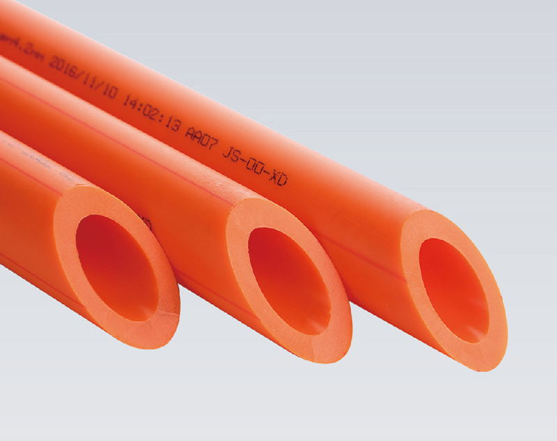 龙胜安康三层抗菌PPR水管-龙胜管